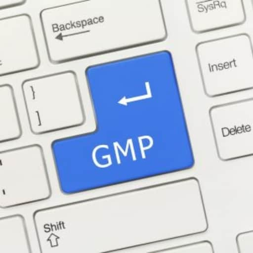 GMP annual training course/online webinar