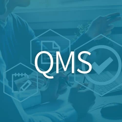 Quality management system templates